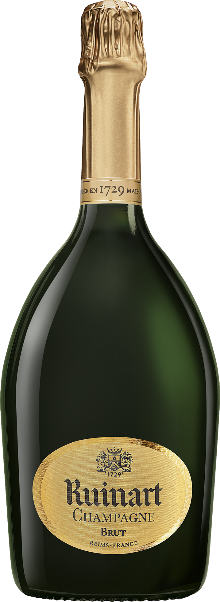 Ruinart Maison, the first established house of Champagne, since 1729