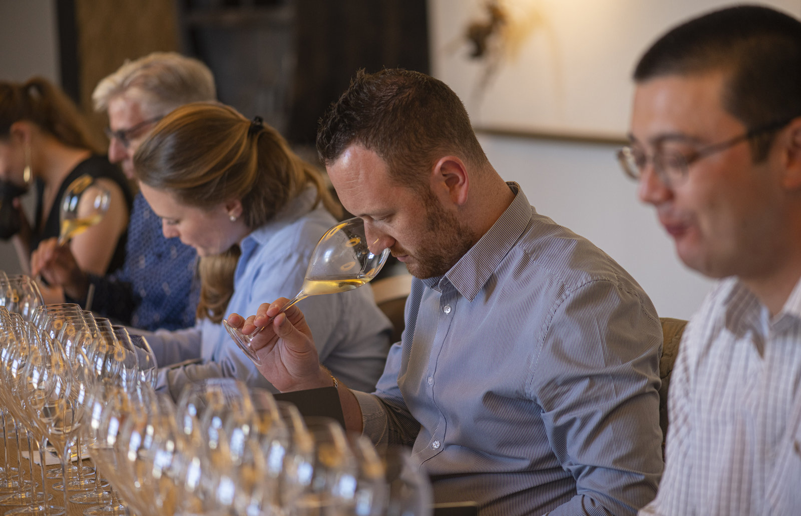 Ruinart Sommelier Challenge 2019 edition